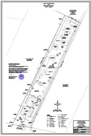 Topographic Survey Action Surveying Brazoria Fort Bend